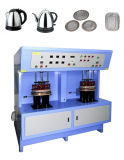 De Solderende Apparatuur van de Verwarmer van de Inductie van de hoge Frequentie voor de Pot van het Roestvrij staal
