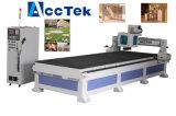 Holz CNC-Ausschnitt-Hilfsmittel des China-neues Entwurfs-1500*4500mm grosses
