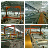Équipement automatique d'électrodéposition de zinc