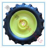 L'outil de ferme de 8 pouces roule le pneu en caoutchouc Semi-Pneumatique