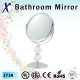 7 Zoll-eleganter kosmetischer Standplatz-Badezimmer-Kristallspiegel