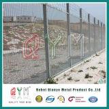 358 담 또는 반대로 상승 높은 방호벽 또는 형무소 담 방호벽 시스템