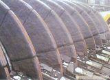 Filtro de disco cerâmico usado para a secagem da pasta da mineração