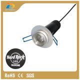 LEDのGoboによって引込められる天井灯プロジェクター