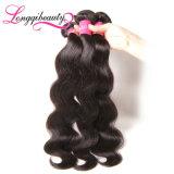 Девственницы волос 100% объемная волна естественной бразильской Unprocessed