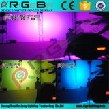 Lumière de PARITÉ d'étape de réchauffeur d'armature de RGBW 12PCS DEL