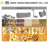 500kg Textured Soybean Protein Soya Nuggets Making Line