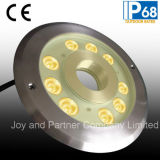 ステンレス鋼27W LEDの水中噴水ライト(JP94292)