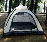 3-4 Personen-Strand-automatisches kampierendes Zelt