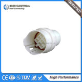 conector de cable redondo de la lámpara de la iluminación automotora 44p