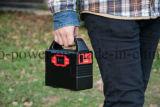 energía solar Suply del generador solar portable del inversor 150wh con Ce/FCC/RoHS