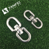 AISI304 AISI316のステンレス鋼の鎖の旋回装置