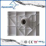 Cassetto sanitario dell'acquazzone del quadrato nero SMC degli articoli (ASMC9090-B)