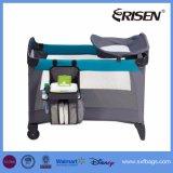 O berçário de suspensão do bebê do transportador múltiplo do tecido organiza