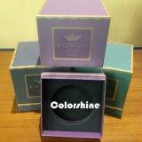 Trois boîtes à cadeaux d'emballage en papier de bougie verte de haute qualité