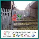 Qym-Hot DIP Galvanized Palisade
