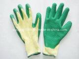 Перчатки латекса Coated с самым лучшим ценой и хорошим качеством