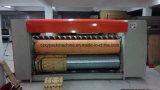 Automatisches gewölbtes Karton-Kasten Flexo Drucken-stempelschneidene Maschine