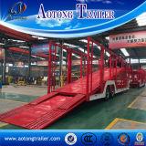수송 6 단위 SUV를 위한 반 15meters 수출용 자동차 운반선 트레일러