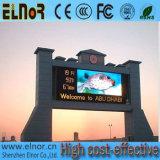 L'uniformité précise P8 HD de couleur imperméabilisent le panneau-réclame extérieur de SMD LED