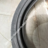 275-14 pneu antidérapant de moto d'Élevé-Dent transnationale
