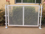 Sheet에 있는 직류 전기를 통한 Iron Expaned Wire Mesh