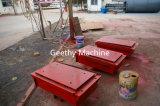 Máquina de fabricación de ladrillo de las cenizas volantes de la pequeña escala Qt4-26