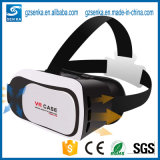 安いVirtual Reality Vr Case Blue Film Video Open Videoのための3.0 3D Glasses