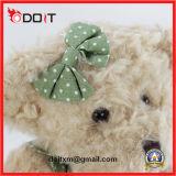 발렌타인 선물 견면 벨벳 연약한 물자를 가진 앉는 장난감 곰
