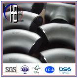 NFA 49186/DIN2605-1 3D/5Dの肘90度の管付属品