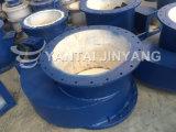 Séparateur de asséchage en céramique de sable d'hydrocyclone d'alumine