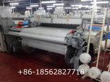 Tear alinhado do jato do ar da máquina de tecelagem de matéria têxtil base Home