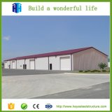 Structure métallique d'entrepôt d'Ansd de modèle structural en acier de construction avec la qualité