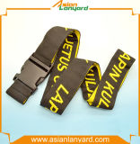 Cinghia personalizzata dei bagagli di scambio di calore del poliestere