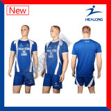 De Healong futebol Jersey do Sublimation inteiramente