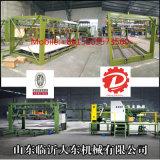 Machine de fabrication automatique de contreplaqué