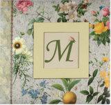 Альбом Scrapbook милого младенца Handmade с рамкой