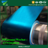 Seeblauer galvanisierter Stahlring PPGI TP-25micron