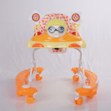 Altmodischer Baby-Wanderer mit grossen Rädern