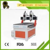 China-Hersteller, der CNC schnitzt Stich CNC-Fräser-Maschine bekanntmacht