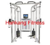 Geschiktheid, de Apparatuur van de Gymnastiek, Console van de lichaam-Bouwende de materiaal-Dubbele Regelbare Katrol (PT-928)