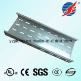 Perforated Tray Cable Tray with EC, bottom, UL