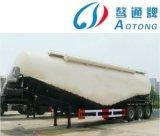 반 고품질 2 차축 43cbm 가연물 연료 탱크 트레일러