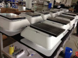 12W傾きの太陽電池パネルの正方形の囲い板12inchの太陽動力を与えられたアチックの換気扇(SN2013001)