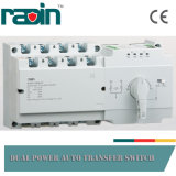 interruptor de comutação automática do ATS da classe do PC 100A (RDS3-100B)