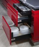Projeto modular da cozinha para o gabinete de cozinha da laca (zz-043)