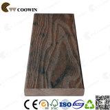 Coowin Dock-Feuer, das zusammengesetzter Decking-beste Qualität bewertet