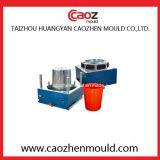 Constructeur professionnel de moulage par injection en plastique de coffre de détritus