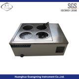 Laboratoire Affichage numérique Baume d'eau thermostatique électrothermique (8 trous)