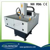 Pequeña fresadora del CNC